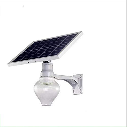 M-zmds Solarlicht, helle 12W drahtlose angetriebene Bewegungsmelderleuchte/wasserdichte Solarenergiesicherheits-Beleuchtungs-Wandleuchte im Freien