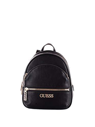 Guess Borsa zaino Manhattan small backpack ecopelle colore nero donna B20GU69