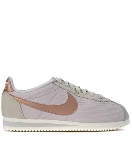 Beige Schuhe Nike W Classic Cortez Leather LUX