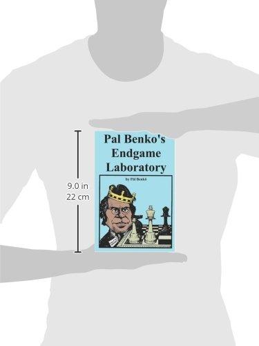 Pal Benko's Endgame Laboratory