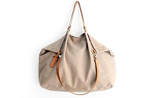 weekend-bag-borsa-in-tela-idrorepellente-marrone-oliva-e-cuoio-personalizzata-con-nome-weekender-per