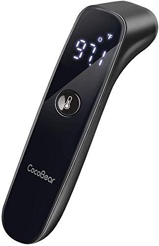 Termometro per bambini Cocobear, termometro per fronte febbre, termometro per bambini e...