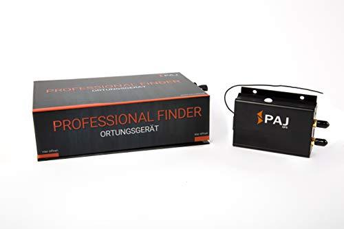 PAJ-GPS Wohnmobil Wohnwagen-Zubehör Professional Finder 2.0 Tracker Diebstahlsicherung inkl. Zubehör Alarmanlage Auto (SMS-Ortung)
