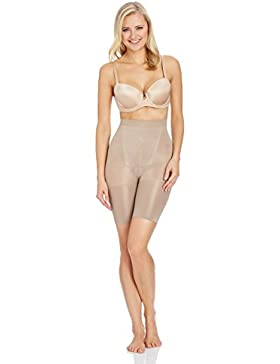 Spanx In-Power Line Womens Firm Control Power Panties from Nylon and Elastane with Cotton Panel for Bottom, Thighs...