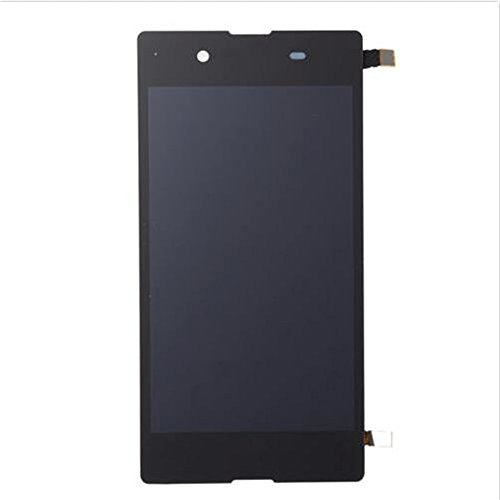 Sony Xperia E3 D2203 D2206 D2243 D2202 Display im Komplettset LCD Ersatz Für Touchscreen Glas Reparatur (Schwarz) (E3-panel)