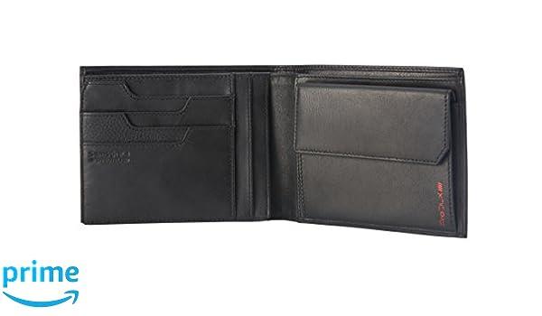 Samsonite Pro DLX 4S Portefeuille RFID 8cc + 2 Compartements 7cc + VFLAP + Coin + 2C + W, 14 cm