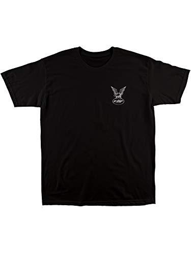 36a9514e08425 FMF racing Camiseta Ascending Negro (M, Negro)