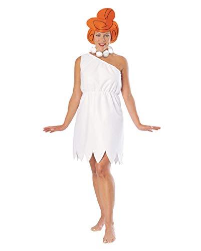 Horror-Shop Wilma Feuerstein Lizenz-Kostüm One - Fred Feuerstein Kostüm Für Erwachsene