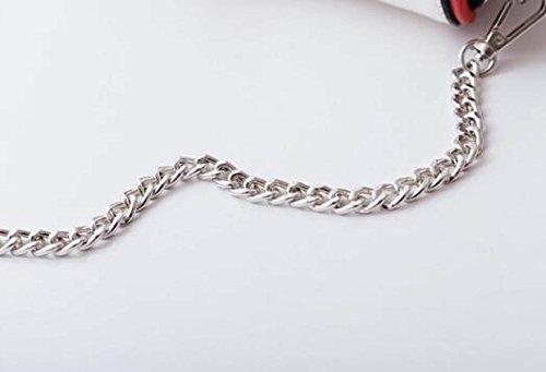 Fabelhaft Europa Und Die Vereinigten Staaten Mode Kette Paket Personalisierte Lock Kleine Quadratische Tasche BlackWithRed