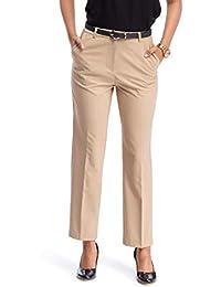 Ombré Lane Women's Straight Pants