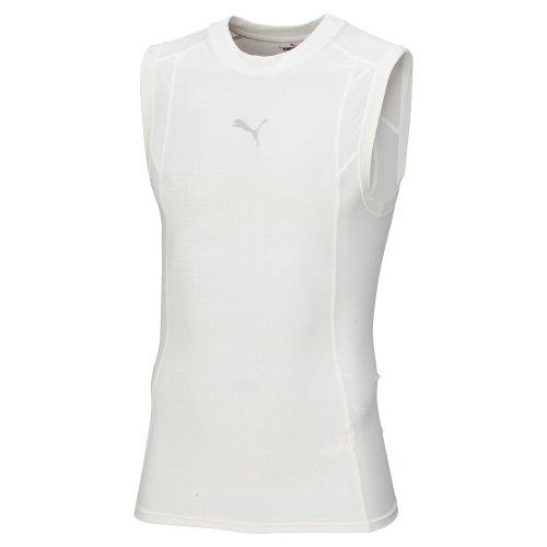 PUMA, Maglietta bodywear Uomo Sl - bianco