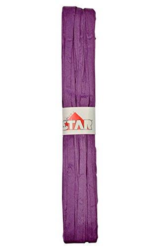 Star Papier Raffia Bast 15mm x 50m Lila -