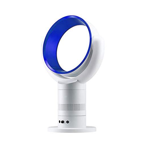 Q&Z Ventilator Blattloser LüFter KlimageräT Airflow Cool Fan Standventilator Raumventilator 3 3 Einstellbaren Geschwindigkeiten Timerfunktion Mit Fernbedienung FüR Indoor Sommer KüHler