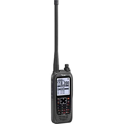 ICOM ic-a25C Sport VHF Airband Transceiver (COM Kanäle)