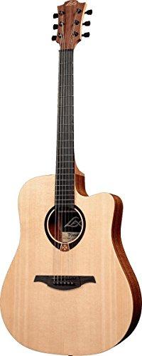 Guitarra electro-acustica lag dreadnought cutawya