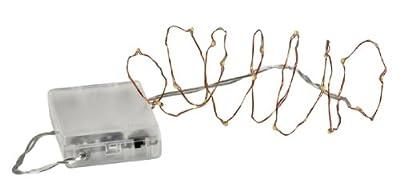 VBS Micro LED-Lichterkette, Batteriebetrieben, 20 LEDs von VBS Hobby Service auf Lampenhans.de