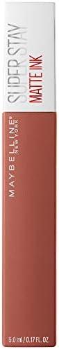 Maybelline New York Superstay Matte Ink Lip Satin Lipstick - Amazonian 70