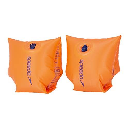 Braccioli 2 Anni.Speedo Armbands Ju Braccioli Bambino Arancio 0 2 Anni