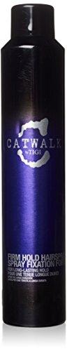 TIGI Your Highness Firm Hold Hairspray 300 ml, 1er Pack (1 x 300 ml) - Hydrating Shampoo Jasmin