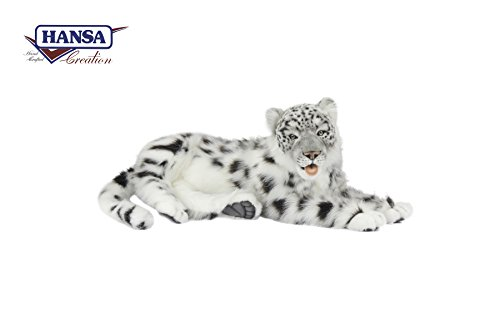 snow-leopard-lying-plush-soft-toy-by-hansa-66cm-6999-shipping-to-mainland-uk-only