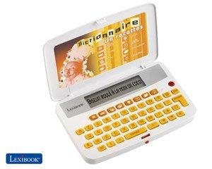 Lexibook Le Dictionnaire de Recettes, DN602