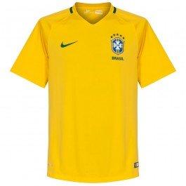 Nike Confederación Brasileña de Fútbol 2015/2016 - Camiseta Oficial, Talla XL