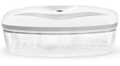 1,5 L Vakuum (Dafi Vakuum-Behälter 1.5L - Weiß)
