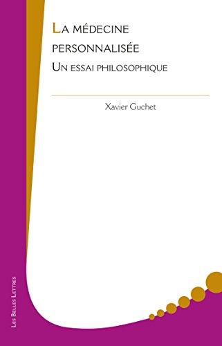 La Mdecine personnalise: Un essai philosophique (Mdecine & sciences humaines)