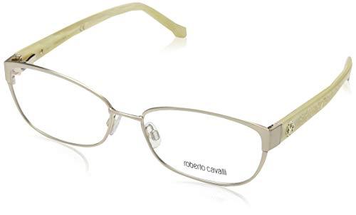 Roberto Cavalli Damen Rc5024 032-56-16-140 Brillengestelle, Gold, 56