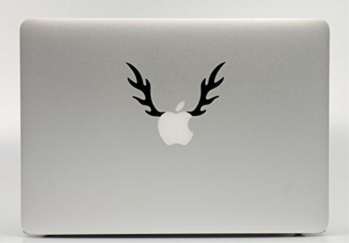 macbook-decal-aufkleber-geweih-15-zoll