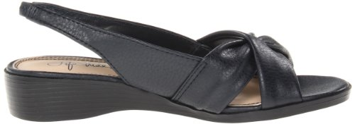 Life Stride Mimosa Large Synthétique Sandale Navy Duncan