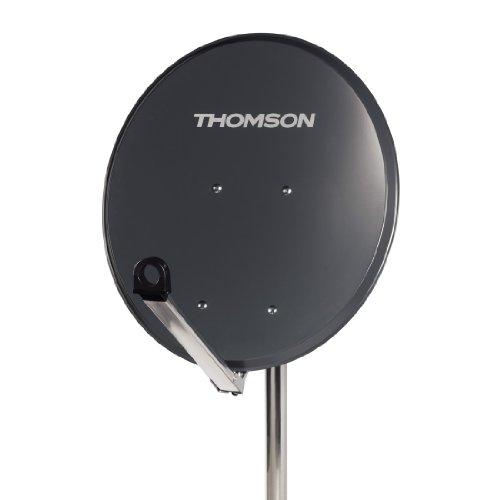 Thomson Hochwertiger 65-cm-Aluminium-Offset-SAT-Spiegel