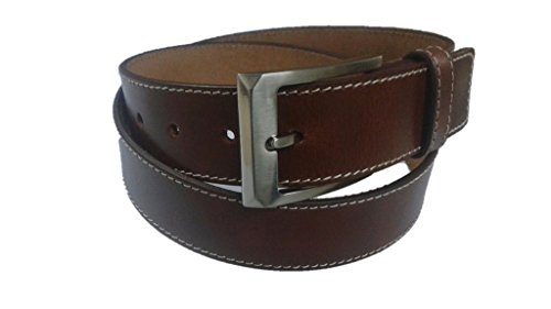 Edgbaston Men's Leather Belt-EB_H