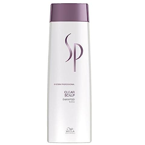 Wella Sp Clear Scalp Shampoo (250Ml)