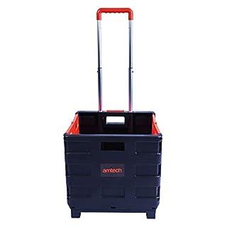 Am-Tech Folding Boot Cart, S5650
