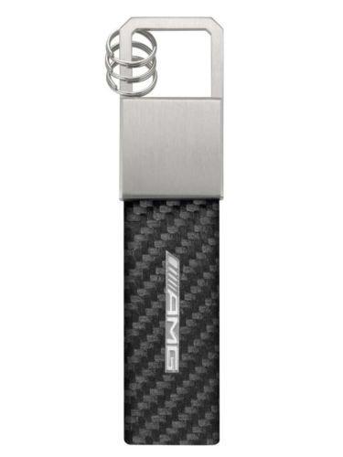 mercedes-benz-amg-portachiavi-nero-carbone