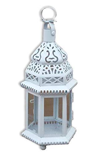 YINshop Kerzenhalter, Europäische Burg Klassische Hohlkerzenhalter Marokkanische Romantische Hochzeit Haushalt Tischdekoration
