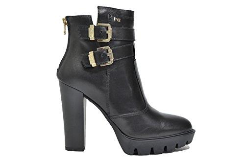 Nero Giardini Tronchetti scarpe donna nero 6503 A616503D 36