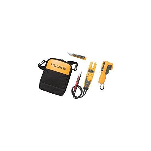 Fluke Industrie T5-600/62MAX +/1AC Kit elektrische Tester, IR Thermometer und Spannungsprüfer Kit Thermometer Von Fluke