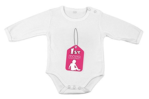 Baby Newborn Clothing Long sleeve Romper Tag First hand 1St print Girl 24M