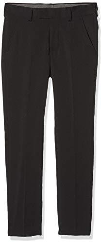 s.Oliver RED Label Jungen Slim: Waschbare Anzughose Black 176.Slim