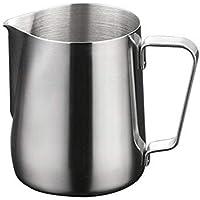 Eighty Pichet à mousse de lait en acier inoxydable 100 ml