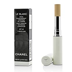 Chanel Le Blanc Light Creator Whitening Concealer Spf 40 - 10 Beige Clair 2.7g/0.09oz