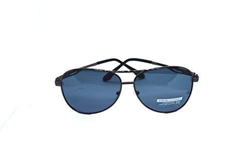Otfi Fashion Aviator Sportbrille Unisex Damen Herren Polarisierte Fahren Sonnenbrille Metall Rahme Ultra Leicht 100% UV400 Schutz Unter Fünf Euro Retro Stylish Sunglasses Sonnenbrillen