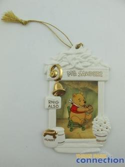Winnie the Pooh, Walt Disney Sammler Gesellschaft, 1996Collectible Holiday Ornament (Winnie The Pooh Sammler)