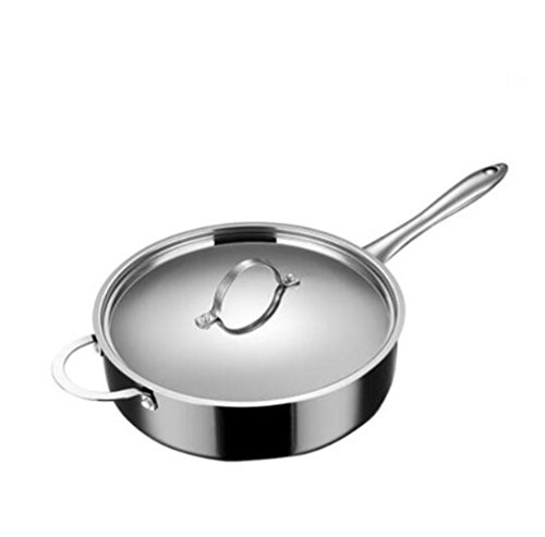 xiaomeixi-deep-frying-pan-non-stick-with-lid-easy-clean-aluminum-alloy-pot-28cm-black