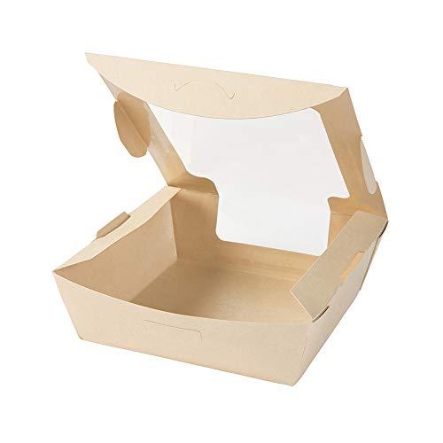 y aus Bambusfasern I schöne Kartonschachtel