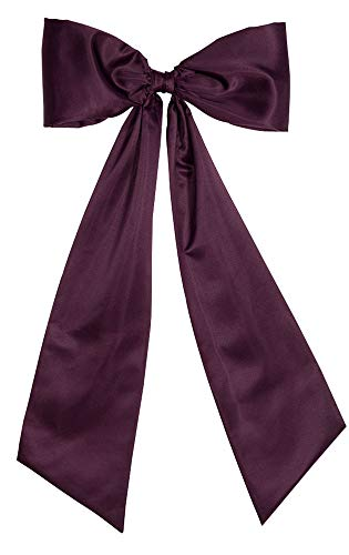 Chong Seng CHIUS Cosplay Costume Purple Waist Bowknot For Sailor Pluto Meiou Setsuna Ver 3 (Sailor Halloween-kostüm Pluto)