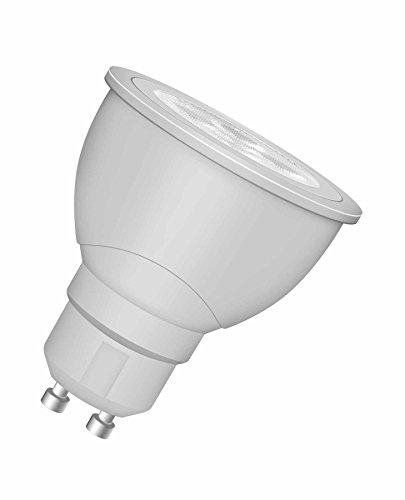 OSRAM Ampoule LED réflecteur GU10 Star PAR16 / 3,5W — puissance équivalente à une Ampoule de 35 Watt Spot LED avec angle de rayonnement 36° / Blanc chaud — 2700K
