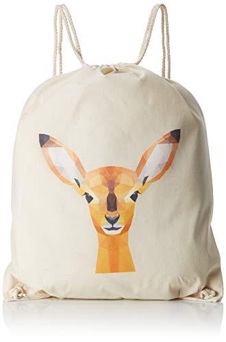 TEXLAB - Poly Oh my Deer - Turnbeutel, - Jäger Und Reh Kostüm